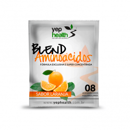 Blend of Amino Acids Flavor Orange | 30 Sachets