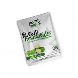 Blend de Aminoácidos Sabor Limão | 30 Sachês