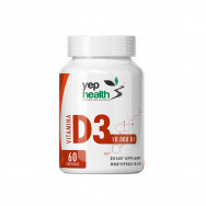Vitamin D3 10,000 IU | 60 Sublingual Tablets