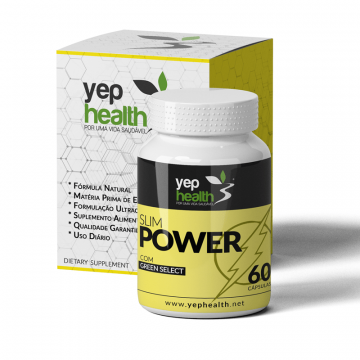 Slim Power | 60 Capsules