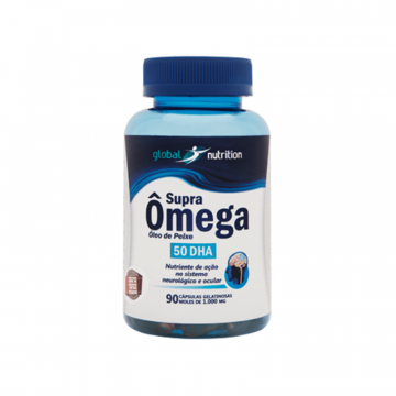 Supra Ômega® 50 DHA | 90 Cápsulas