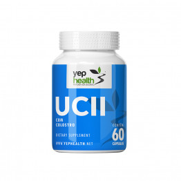 UC-II + Colostrum | 60 Doses