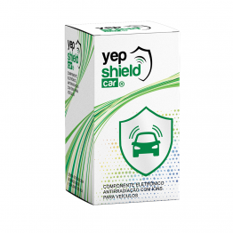Yep Shield Car® | Radiation Neutralizer