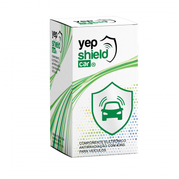 Yep Shield Car® | Neutralizador de Radiação