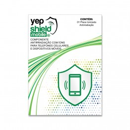 Yep Shield Mobile® | Neutralizador de Radiação