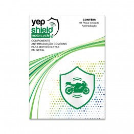 Yep Shield Motorcycle® | Neutralizador de Radiação
