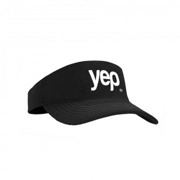 Viseira Yep / Edição Black